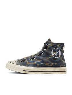 Кеды Converse x Undercover Chuck Taylor 70 military
