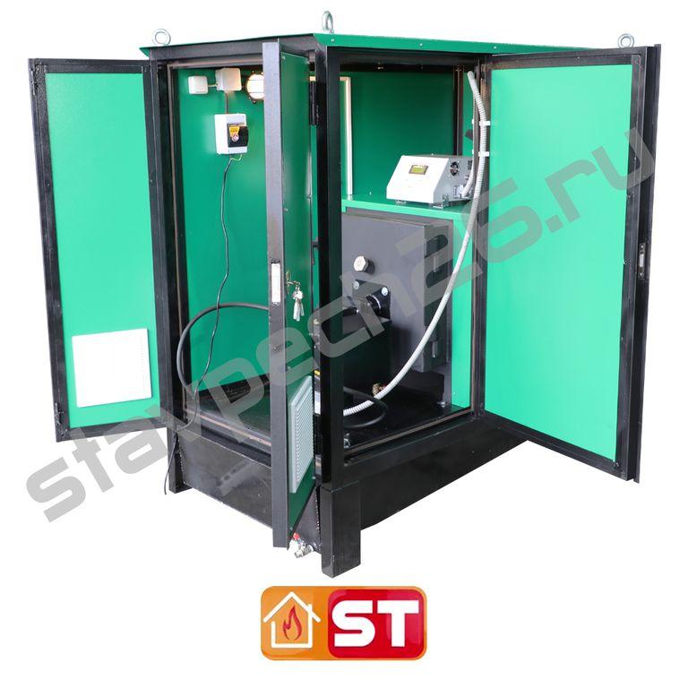 Котел наружного размещения КНР-STV-50 кВт 2