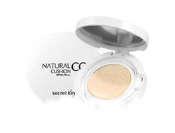 Натуральный СС кушон SPF50+ PA+++ Natural CC Cushion  SECRET KEY №23
