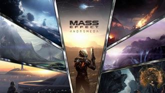 Mass Effect: Andromeda (SONY PLAYSTATION 4) (РУССКАЯ ВЕРСИЯ)