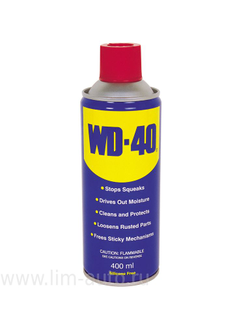 Смазка WD-40, 400мл
