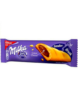 Батончик Milka Tender Break