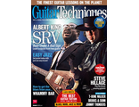 GUITAR TECHNIQUES Magazine October 2013 Albert King, Stevie Ray Vaughan Cover ИНОСТРАННЫЕ МУЗЫКАЛЬНЫ