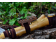 """The wolf"" Native American flute in D"