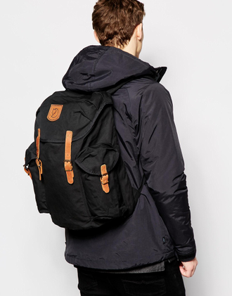 Рюкзак Fjallraven Ovik 15 Backpack Black