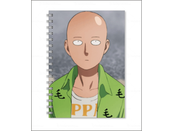 Тетрадь Ванпанчмен, One Punch Man №7