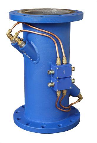 ФГ (ФС)-25, -32, -40, -50 (аналог ФГС-50ВО) фильтр газовый сетчатый