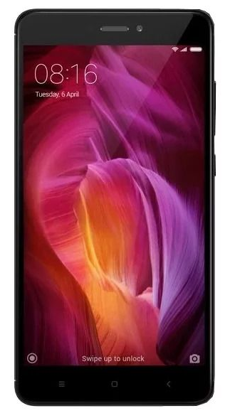 Xiaomi Redmi Note 4 3/64GB Black (Global) (rfb)