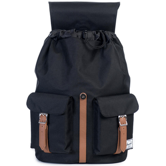 Рюкзак Herschel Dawson Black/Tan Synthetic Leather