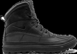 b080711a Купить кроссовки Nike ACG Woodside 2 Winter ЧЕРНЫЕ ОРИГИНАЛ в ...