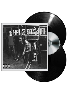 Halestorm - Into the wild life 2-LP+CD