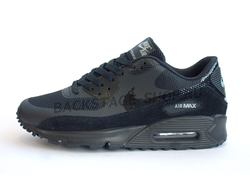 Кроссовки Nike Air Max 90 Premium All Black
