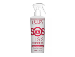 Флюид термо-подложка Felps SOS Liss Express, 230 мл.