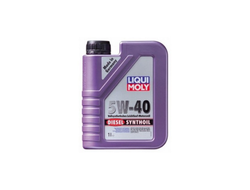 Моторное масло LIQUI MOLY DIESEL SYNTHOIL 5W-40 1л