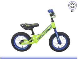Tech Team Gamer 2019 1/1 (зеленый) Kiddy-Bikes