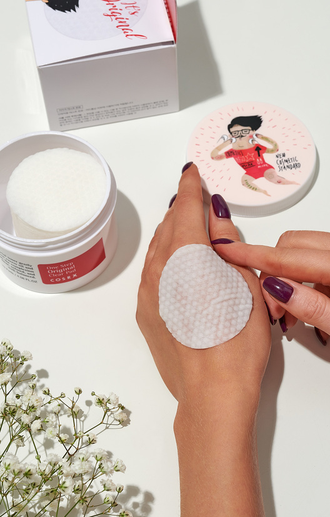 Спонжики для лица One Step Pimple Clear Pads