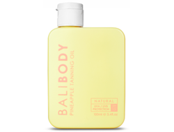 BALI BODY Pineapple Tanning Oil SPF15 - Масло для загара с ароматом ананаса