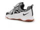 Унисекс Nike City Loop Grey/Black/White