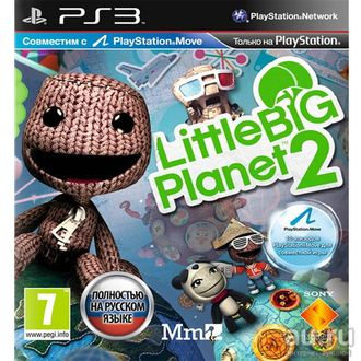 little big planet 2 для  ps3