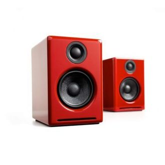 Audioengine A2+ Wireless Red