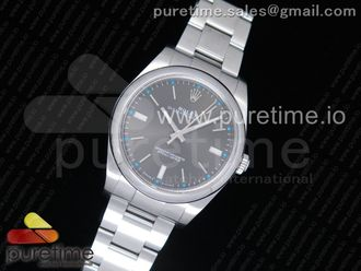 Oyster Perpetual 39 114300 Grey