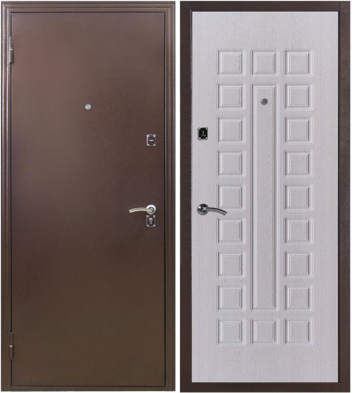 дешевые металлические двери в тех помещения