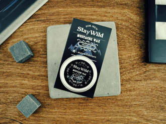 Воск для усов Stay Wild Jungle Stone