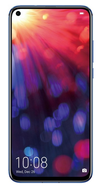 Смартфон Honor View 20 8/256Gb Blue (синий) Global Version
