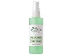 Mario Badescu Facial Spray With Aloe, Cucumber And Green Tea - Спрей для лица с алое, огурцом и зеленым чаем