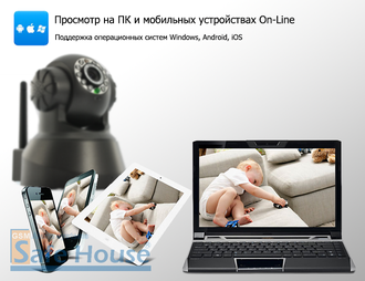 Поворотная Wi-Fi IP-камера Wanscam JW0008-I (Photo-11)_gsmohrana.com.ua