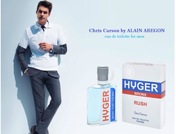 HYGER BRONX parfum for men - Alain Aregon