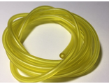 Hose petrol-oil resistant and for diesel 1.5х3 мм,  (yellow)