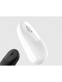Мышь компьютерная Xiaomi Mi Mouse 2 Wireless белая