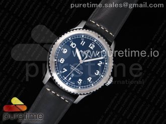 Navitimer 8 Automatic 41mm ZF 1:1 Best Edition Black Dial