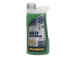 Антифриз MANNOL Hightec Antifreeze AG13 (-40 C) (1 л)
