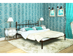 Кровать полутороспальная МилСон Диана