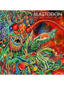 Mastodon Once More Around The Sun 2-LP Picture