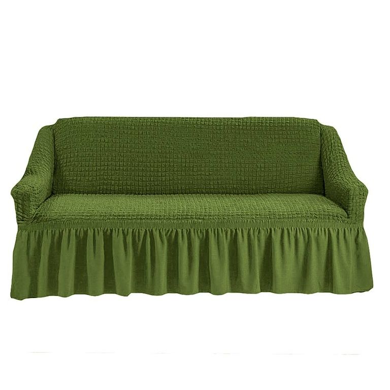 Чехол на диван, Изумруд 222