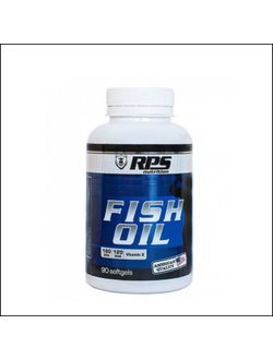 Омега 3 RPS Fish Oil 90 softgels