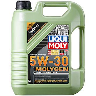 Molygen New Generation 5W-30 5л