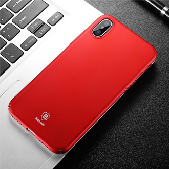 Чехол BASEUS Thin Case для iPhone X - фото
