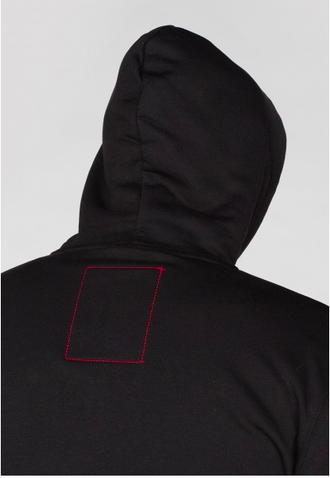 Толстовка Foam Print Hoody Alpha Industries .Art 991