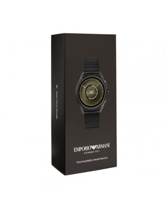 EMPORIO ARMANI CONNECTED ART5009 на умном гаджете