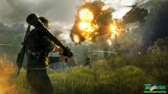 Just Cause 4. Золотое издание Sony Playstation (PS4)