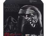 Шлем Кайло Рена с модулятором голоса Полная Копия (The Force Awakens Kylo Ren Voice Changer Helmet The Black Series)