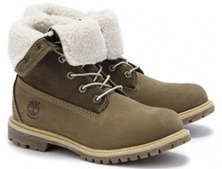 Timberland 17647 Teddy Fleece Khaki