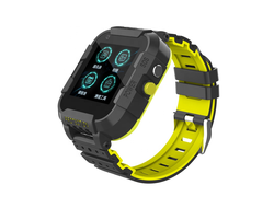 Фото Smart Baby Watch Wonlex KT12 чёрный