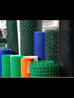 Строительные материалы: геотекстиль, георешетка, фасадная сетка
