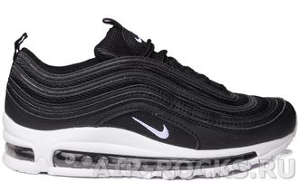 Nike Air Max 97 Black/White (Euro 37-45) AM97-25