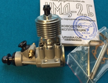 New Engine KMD 2.5cc, AAC